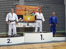 04.09.2021 Judo Hungarian Open Masters